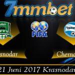 Prediksi Skor Krasnodar vs Chernomorets 21 Juni 2017