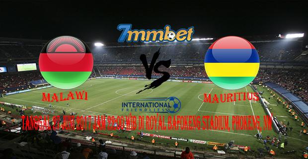 Prediksi Skor Malawi Vs Mauritius 27 Juni 2017