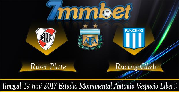 Prediksi Skor River Plate vs Racing Club 19 Juni 2017