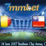 Prediksi Skor Romania vs Chile 14 juni 2017