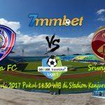 Prediksi Skor Arema FC Vs Sriwijaya FC 07 Juli 2017