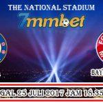 Prediksi Skor Chelsea Vs Bayern Munchen 25 Juli 2017