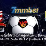 Prediksi Skor Madura United Vs Persib 09 Juli 2017
