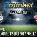 Prediksi Skor Semen Padang Vs Persija 12 Juli 2017